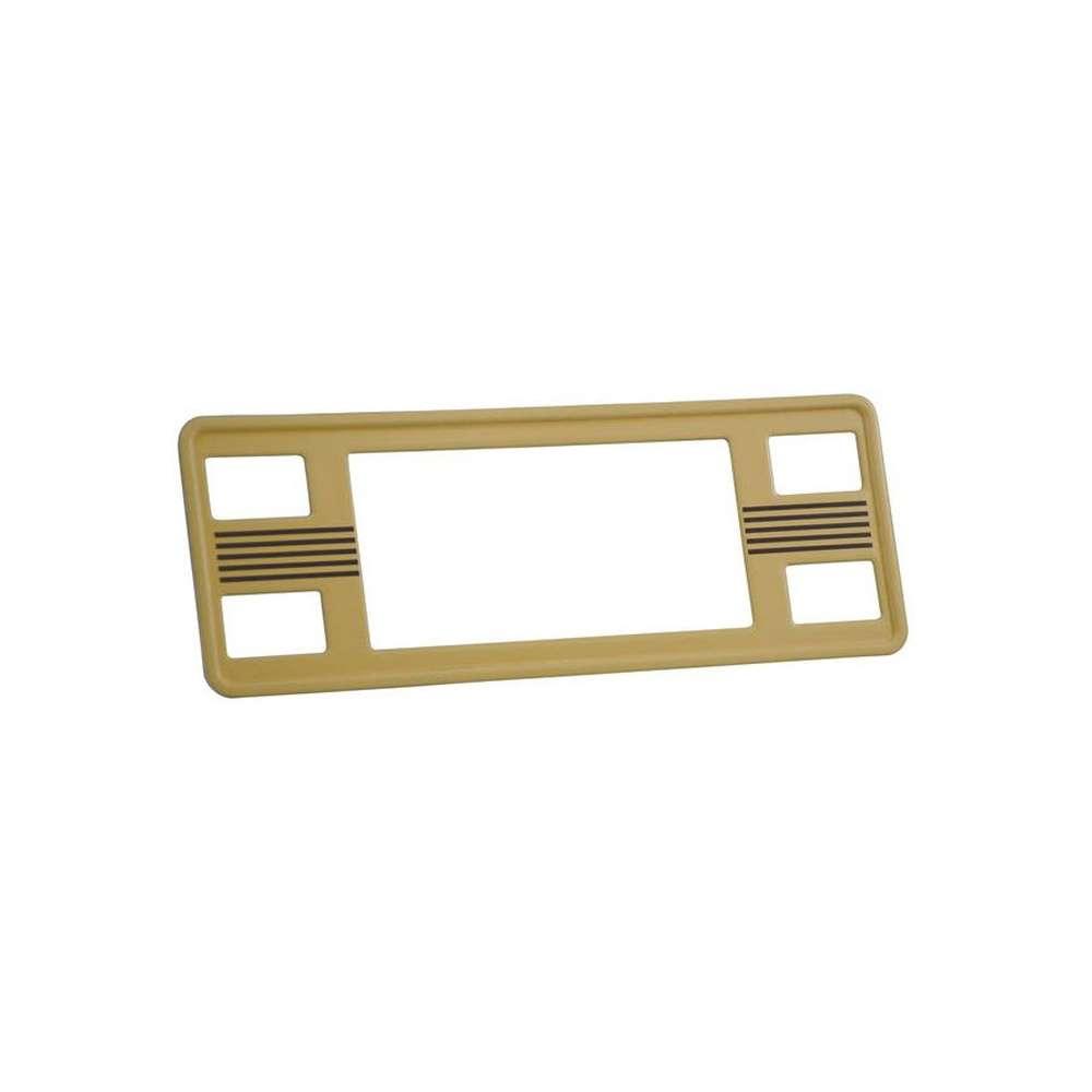 1940 Ford Standard Passenger Car Instrument Cluster Face Plate